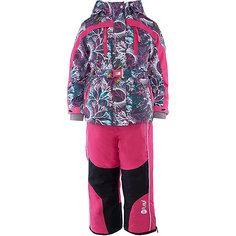 Компект: куртка и полукомбинезон для девочки atPlay!