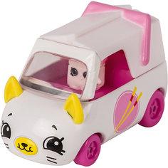 """Игровой набор Moose """"Cutie Car"""" Машинка с мини-фигуркой Shopkins, Zoomy Noodless"""