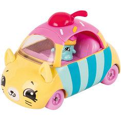 """Игровой набор Moose """"Cutie Car"""" Машинка с мини-фигуркой Shopkins, Cupcake Cruiser"""