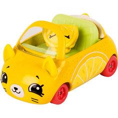 """Игровой набор Moose """"Cutie Car"""" Машинка с мини-фигуркой Shopkins, Lemon Limo"""
