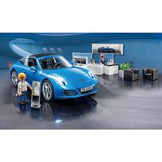 """Конструктор Playmobil """"Лицензионные автомобили2 Porsche 911 Targa 4S"""
