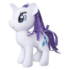 """Мягкая игрушка Hasbro My little Pony """"Маленькие плюшевые пони"""", Рарити 13 см"""
