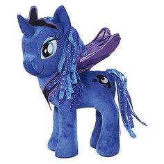"""Мягкая игрушка Hasbro My little Pony """"Пони с крыльями"""", Принцесса Луна"""