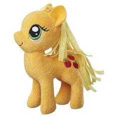 """Мягкая игрушка Hasbro My little Pony """"Маленькие плюшевые пони"""", Эпплджек 13 см"""