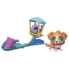 """Игровой набор Littlest Pet Shop """"Петы на параплане"""" Hasbro"""