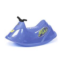 Качалка PalPlay Водный мотоцикл, синяя