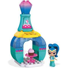 """Игровой набор MEGA BLOKS Шиммер и Шайн """"Дворцы маленьких джинников"""" Mattel"""