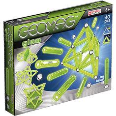 """Магнитный конструктор Geomag  """"Glow 40"""""""