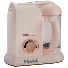 "Блендер-пароварка Beaba ""Babycook"", розовая BÉaba"