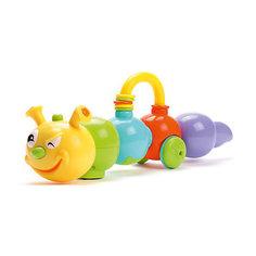 """Сенсорная развивающая игрушка """"Говорящая гусеница"""" Жирафики"""