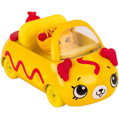 """Игровой набор Moose """"Cutie Car"""" Машинка с мини-фигуркой Shopkins, Hotdog Hotrod"""