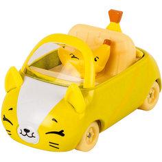"""Игровой набор Moose """"Cutie Car"""" Машинка с мини-фигуркой Shopkins, Banana Bumper"""