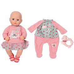 "Игрушка my first Baby Annabell ""Кукла с набором одежды"", 36 см Zapf Creation"