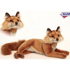 Рыжая лиса, 40 см Hansa