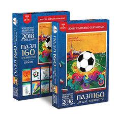 """Пазл Origami FIFA-2018 """"Постеры"""" Москва, 160 элементов"""