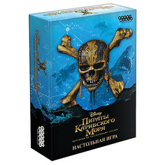"""Настольная игра Hobby World """"Пираты Карибского моря: Мертвецы не рассказывают сказки"""""""