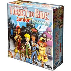 "Настольная игра Hobby World  ""Ticket to Ride Junior: Европа"""