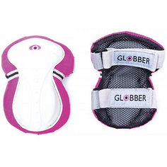 Комплект защиты Globber «Junior Protective Set», розовый