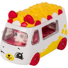 """Игровой набор Moose """"Cutie Car"""" Машинка с мини-фигуркой Shopkins, Popcorn Moviegoer"""