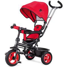 Трехколесный велосипед Small Rider «Voyager», красный