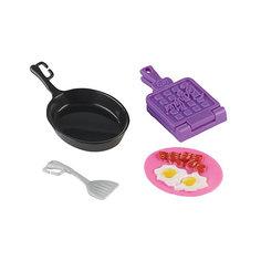 """Посуда для куклы Barbie """"Мини-наборы для кухни"""" Завтрак Mattel"""