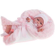 Кукла Вита в розовом, 34 см, Munecas Antonio Juan
