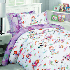 Детское постельное белье 1,5 сп. Mona Liza, Совята