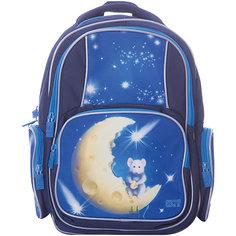 Рюкзак 4ALL Линия School 02P, синий