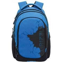 Рюкзак Grizzly, синий