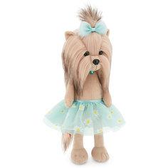 """Мягкая игрушка Orange """"Lucky Doggy"""" Собака Yoyo: Ромашка, 25 см"""