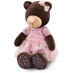 """Мягкая игрушка Orange """"Choco&Milk"""" Медвежонок Milk: Розовый мусс, 25 см"""