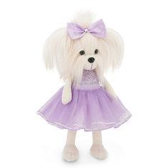 "Мягкая игрушка Orange ""Lucky Doggy"" Собака Mimi: Сирень, 25 см"