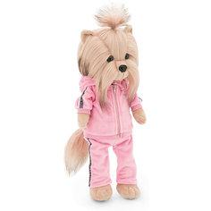 """Мягкая игрушка Orange """"Lucky Doggy"""" Собака Yoyo: Фитнес, 25 см"""