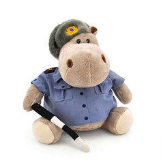 """Мягкая игрушка Orange """"Toys"""" Бегемот Полицейский, 30 см"""