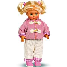 Кукла Инна 8 (пластмассовая), со звуком, 43 см, Весна
