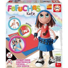 Фофуча Кати - набор для творчества в виде куклы Fofucha