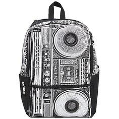 "Рюкзак ""BOOMBOX"", цвет черный/белый Mojo PAX"