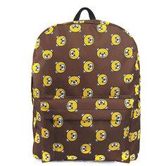 """Рюкзак """"Мишки"""" с 1 карманом, цвет коричневый Creative LLC"""