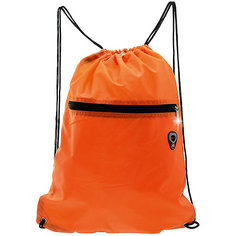 Сумка-рюкзак для обуви, цвет оранжевый 3D Bags