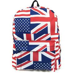 "Рюкзак ""British Flag"" с 1 карманом, цвет мульти Creative LLC"