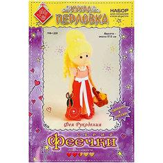 """Набор для изготовления  игрушки """"Фея Рукоделия"""", Перловка"""