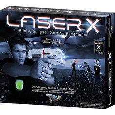 Набор игровой Laser X (1бластер, 1 мишень)