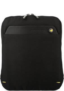 Маленькая сумка черного цвета Mandarina Duck