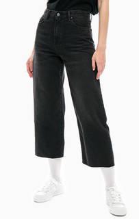 Укороченные джинсы с высокой посадкой Carhartt WIP