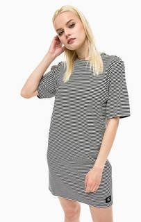 Короткое платье свободного кроя Calvin Klein Jeans