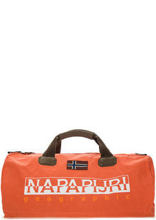Большая спортивная сумка со съемным плечевым ремнем Napapijri