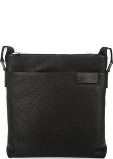 Маленькая кожаная сумка через плечо Strellson