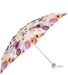 Складной механический зонт Zest
