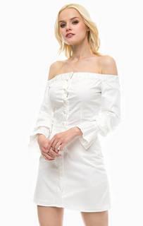 Короткое платье из хлопка Marciano Guess
