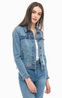 Короткая джинсовая куртка More & More